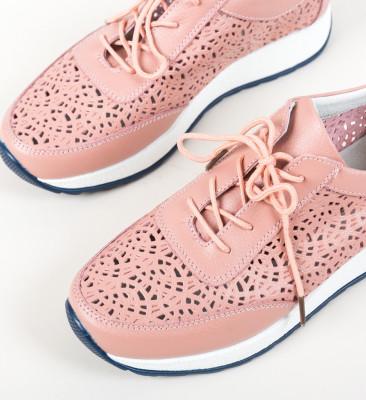 Pantofi Olsen Roz
