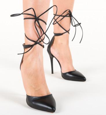 Pantofi Pahion Negri