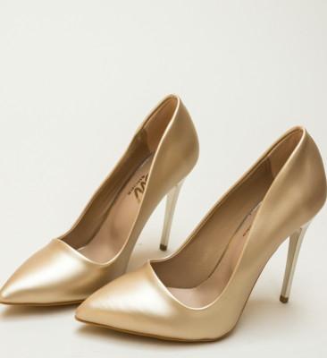 Pantofi Pideos Aurii 2