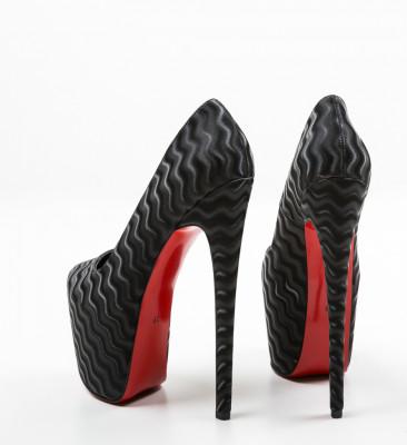 Pantofi Quker Negri 7