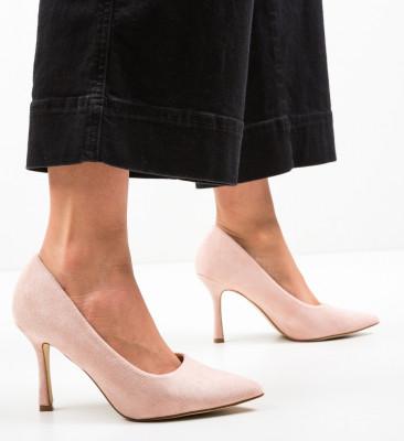 Pantofi Raqo Roz