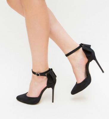 Pantofi Ribaso Negri