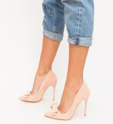 Pantofi Sedul Roz