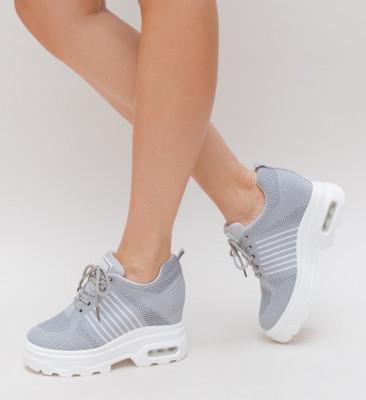 Pantofi Sport Adena Gri