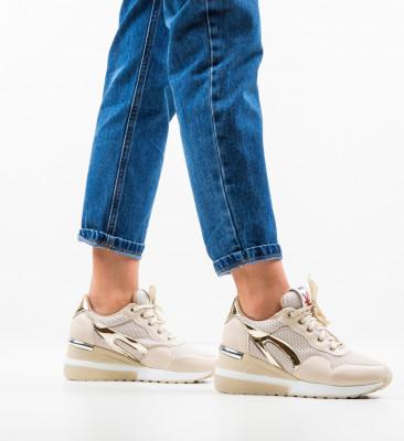 Pantofi Sport Bareja Bej