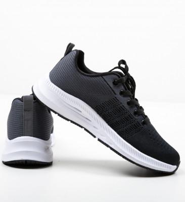 Pantofi Sport Ceaso Negri