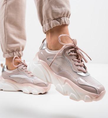 Pantofi Sport Dineram Roz