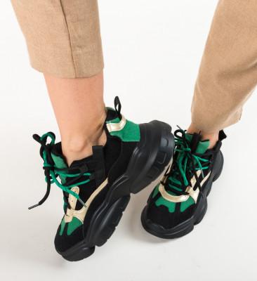 Pantofi Sport Drunc Negri 2