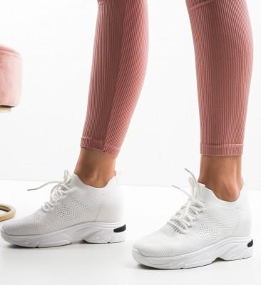 Pantofi Sport Garen Albe
