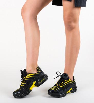 Pantofi Sport Gibbs Negri