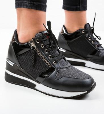 Pantofi Sport Gira Negri