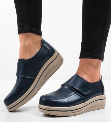 Pantofi Sport Hausberg Bleumarin