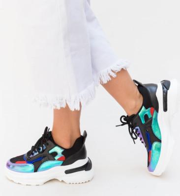Pantofi Sport Honza Negri