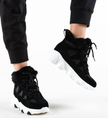 Pantofi Sport Hurst Negri