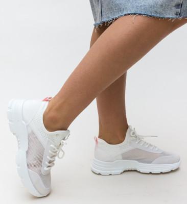 Pantofi Sport Keavy Albi