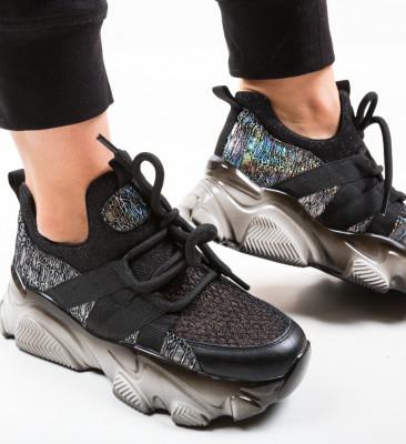 Pantofi Sport Masura Negri