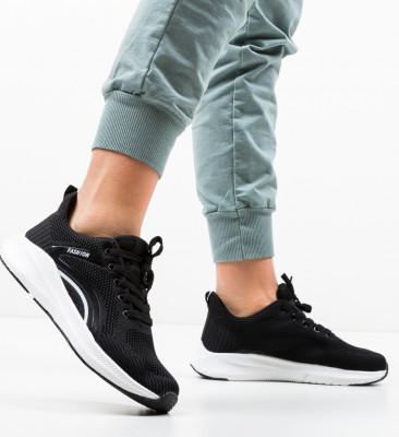 Pantofi Sport Mixalo Negri 2
