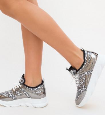 Pantofi Sport Mopi Gri