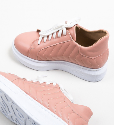 Pantofi Sport Nedit Roz