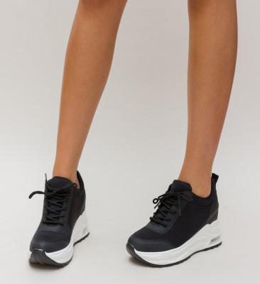 Pantofi Sport Plein Negri