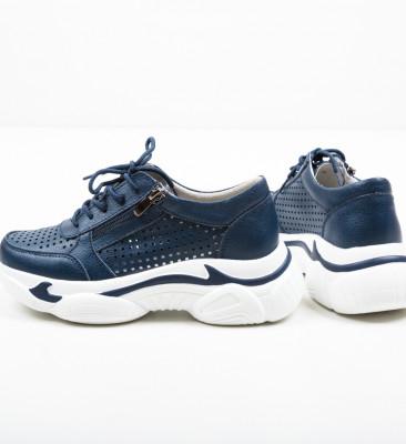 Pantofi Sport Sauco Bleumarin