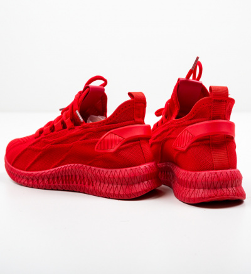 Pantofi Sport Traino Rosii