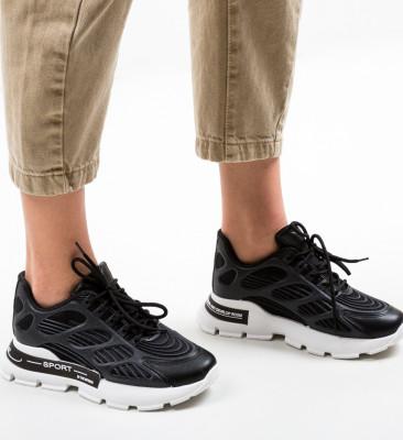 Pantofi Sport Whel Negri