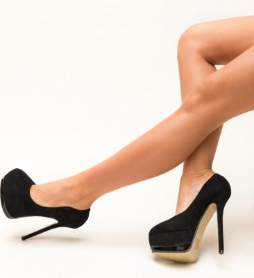 Pantofi Tasha Negri