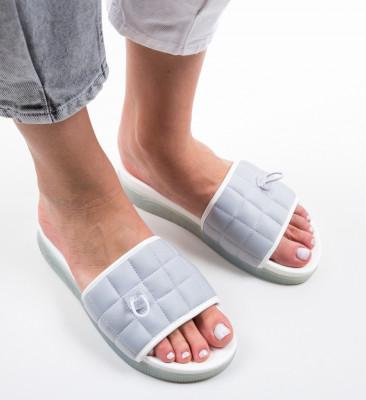 Papuci Harper Argintii