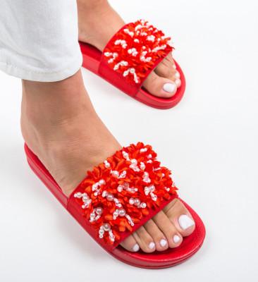Papuci Marsha Rosii