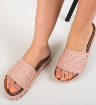 Papuci Maud Roz