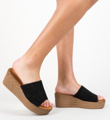 Papuci Nikki Negri