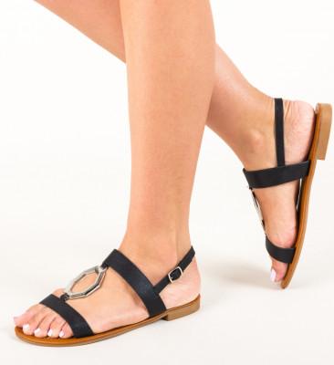Sandale Amda Negre