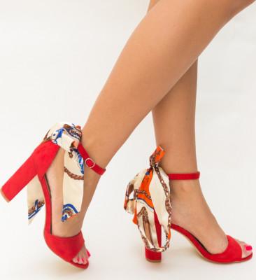 Sandale Amore Rosii