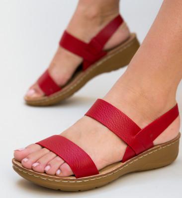 Sandale Barnet Rosii
