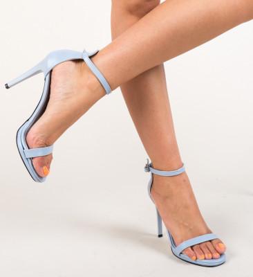 Sandale Berganon Albastre
