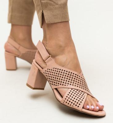 Sandale Bibanic Roz