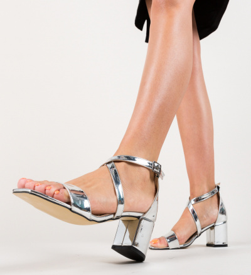 Sandale Biri Argintii