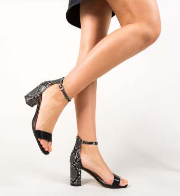 Sandale Conaky Negre