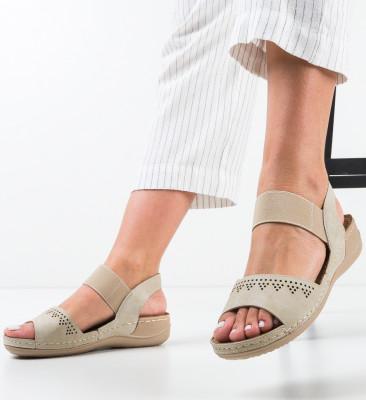 Sandale Cote Bej