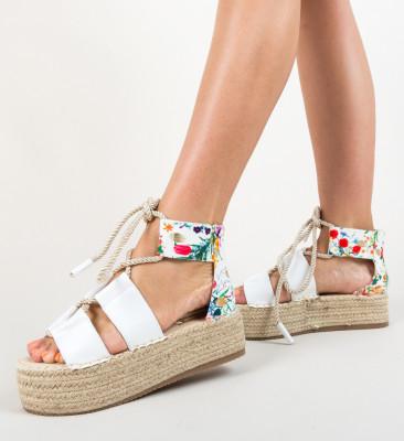 Sandale Crino Albe