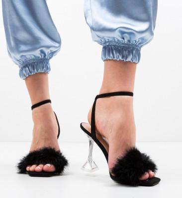 Sandale Cummi Negre