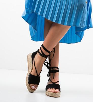 Sandale Dema Negre
