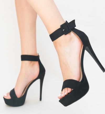 Sandale Destiny Negre