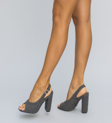 Sandale Doly Gri