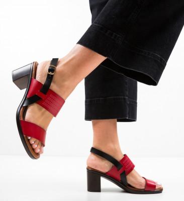 Sandale Duneza Rosii