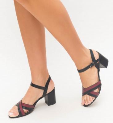 Sandale Ester Negre