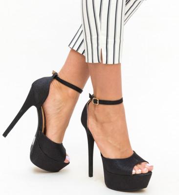 Sandale Fifion Negre