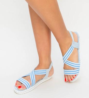 Sandale Giki Albastre