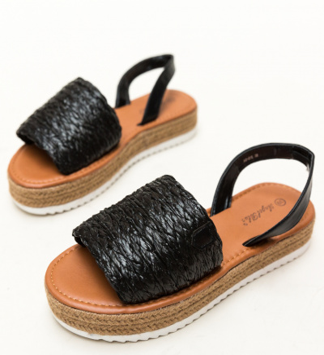Sandale Gregos Negre